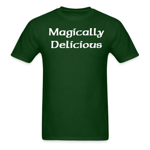 Guys St. Pattys - Magically Delicious - Men's T-Shirt