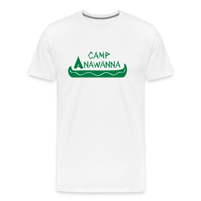 Camp Anawanna - Men's Premium T-Shirt