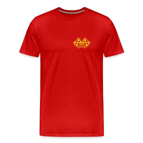 Cook's Racing - Men's Premium T-Shirt