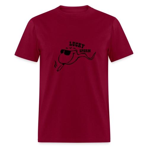 Sperm Head T - Men's T-Shirt