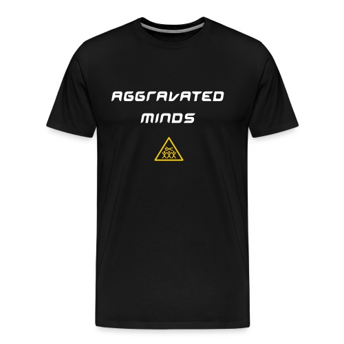 Aggravated 2 - Men's Premium T-Shirt
