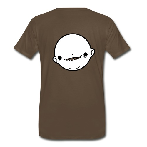 Big Head Tee - Men's Premium T-Shirt