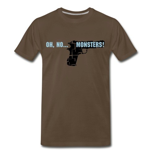 The Departed - Men's Premium T-Shirt