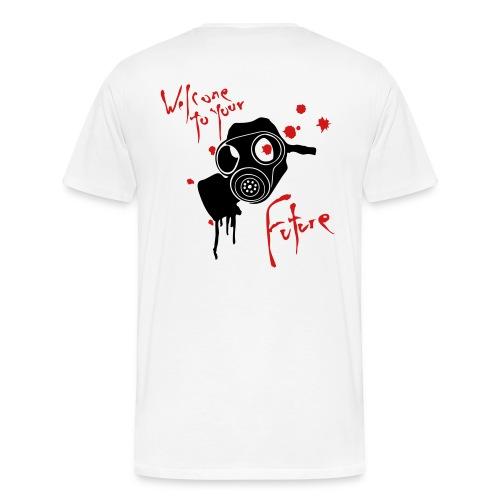 Gamer - White - Men's Premium T-Shirt
