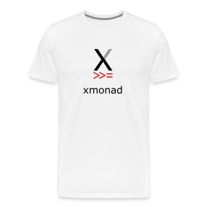 xmonad - Men's Premium T-Shirt