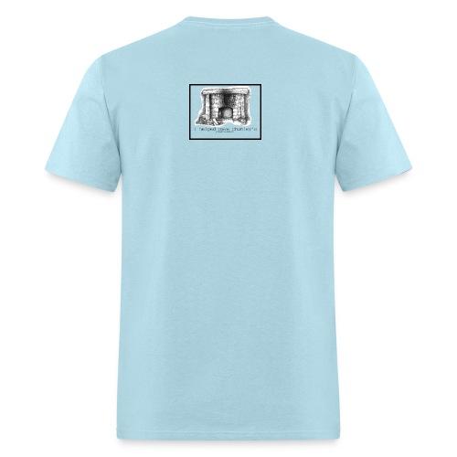 Save Chumley's: Men's Blue T - Men's T-Shirt