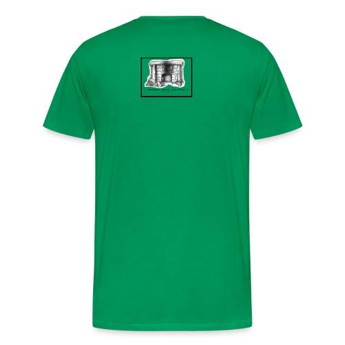 Save Chumley's: Men's Verde T - Men's Premium T-Shirt