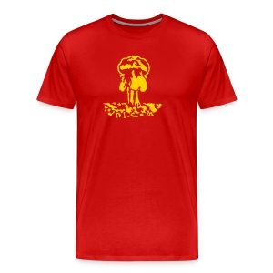 the Bomb - Men's Premium T-Shirt