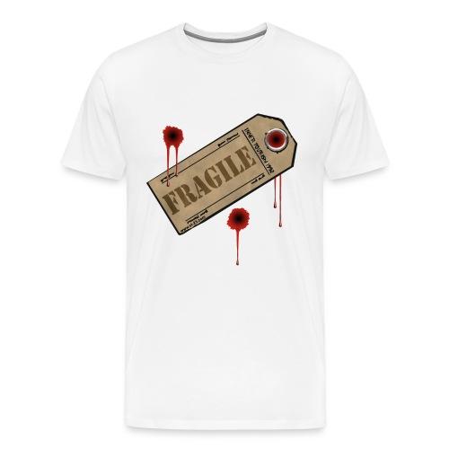 fragile - Men's Premium T-Shirt