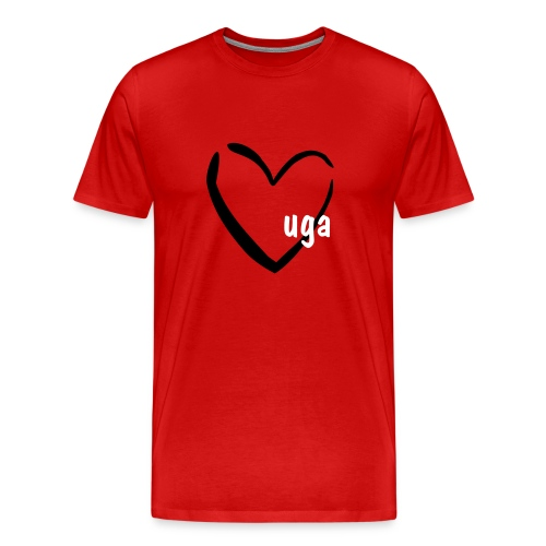 University of Georgia spirit shirt - Men's Premium T-Shirt