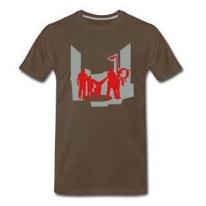 Mi Barrio  - Men's Premium T-Shirt