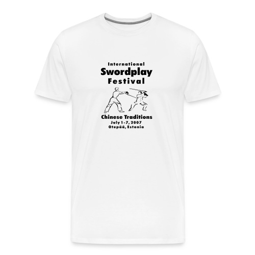 2007 Sword Festival Short Sleeve - Men's Premium T-Shirt