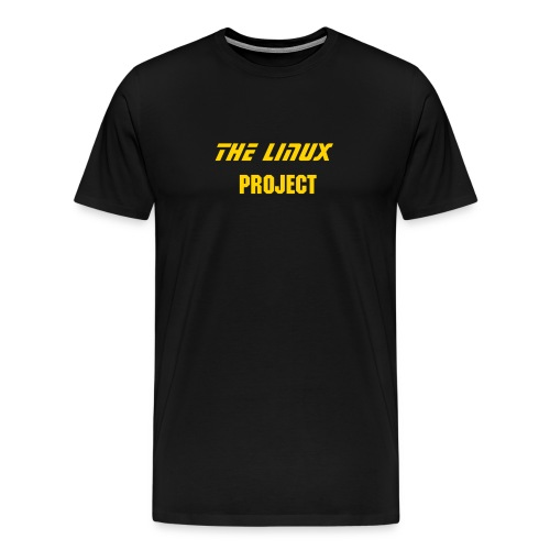 Linux Project Tee - Men's Premium T-Shirt