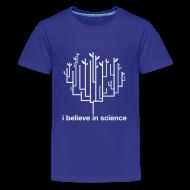Kids' Shirts ~ Kids' Premium T-Shirt ~ Kid's Tree of Life: Royal Blue