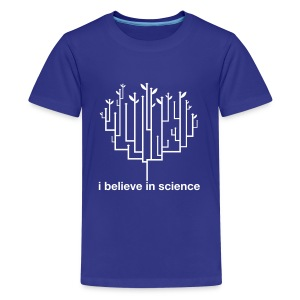 Kid's Tree of Life: Royal Blue - Kids' Premium T-Shirt