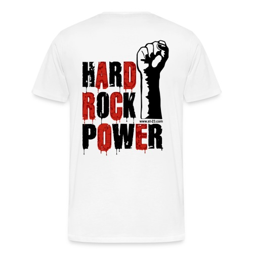 Hard Rock shirt - Men's Premium T-Shirt