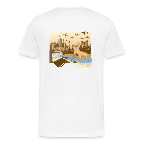 Break It Up - Men's Premium T-Shirt