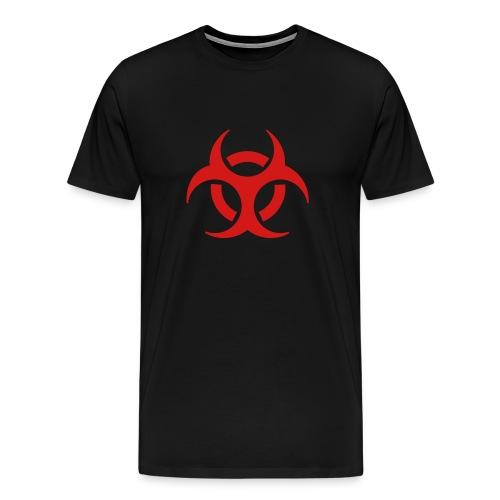 BioHazard Logo - Men's Premium T-Shirt