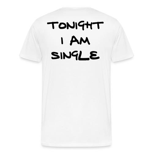 just 4 2nite - Men's Premium T-Shirt