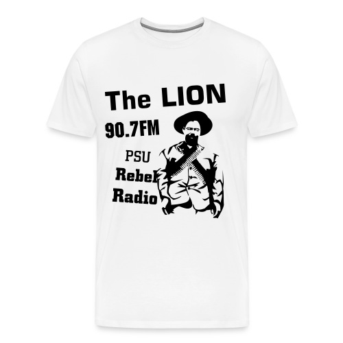 Rebel Radio Tee - Men's Premium T-Shirt