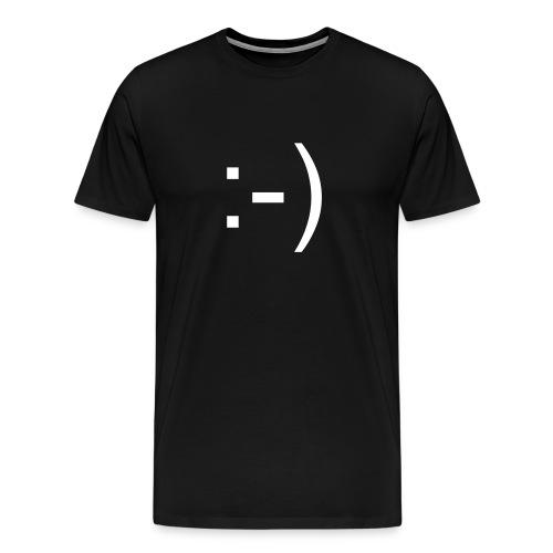 Cara Sonriente - Men's Premium T-Shirt