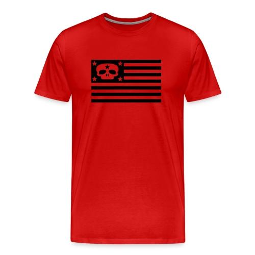 bandiera morte - Men's Premium T-Shirt