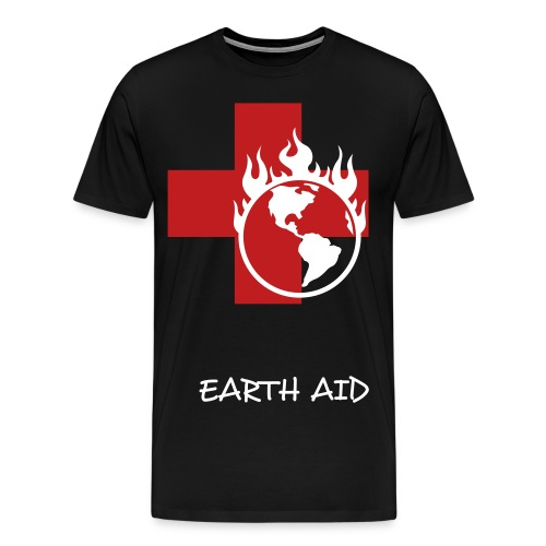 earth aid - Men's Premium T-Shirt