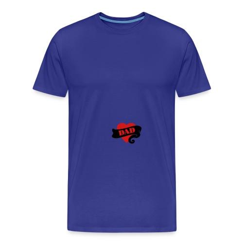 Tuff Dad - Men's Premium T-Shirt