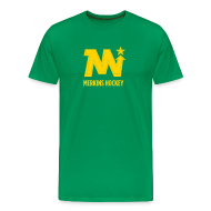 T-Shirts ~ Men's Premium T-Shirt ~ Men's Merkins Green