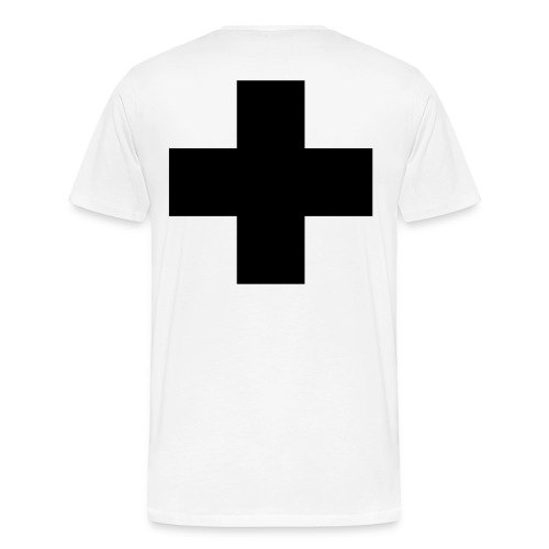 Last Aid (Short Sleeved) - Men's Premium T-Shirt