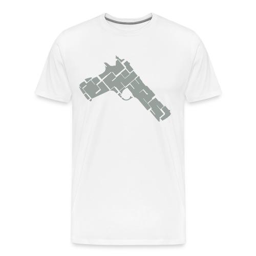 peace_war - Men's Premium T-Shirt