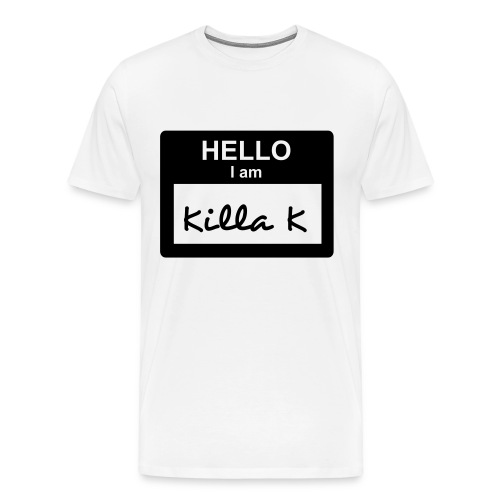 I am Killa K - Men's Premium T-Shirt