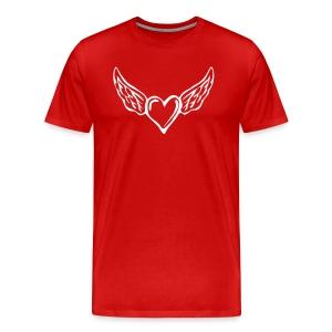 Heart Mafia T-shirt(Mens) - Men's Premium T-Shirt