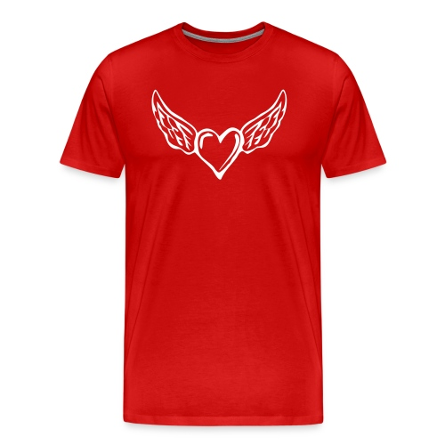 Heart Mafia T-shirt(Mens) - Men's Premium T-Shirt