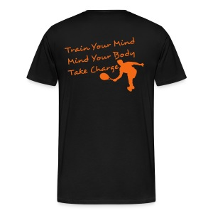 OahuWorksOut Official Apparel - Men's Premium T-Shirt