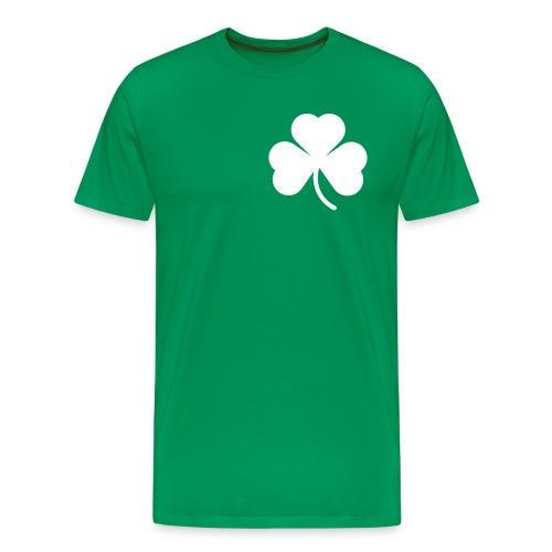 3.o.3rd green (ej) - Men's Premium T-Shirt