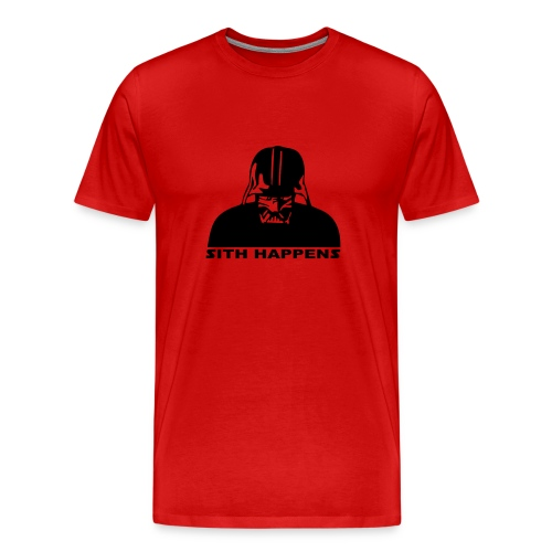 sith append - Men's Premium T-Shirt