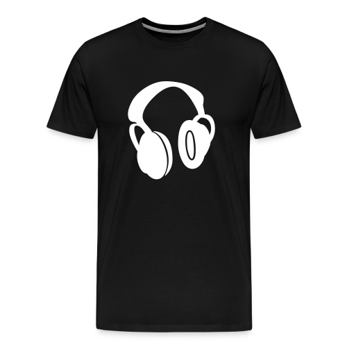 Musik Shirt Blak - Men's Premium T-Shirt