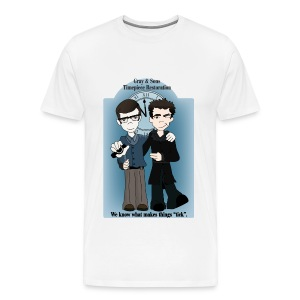 Gray & Sons Tee - Men's Premium T-Shirt