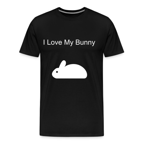 The Bunny Shirt for Guys - Men's Premium T-Shirt