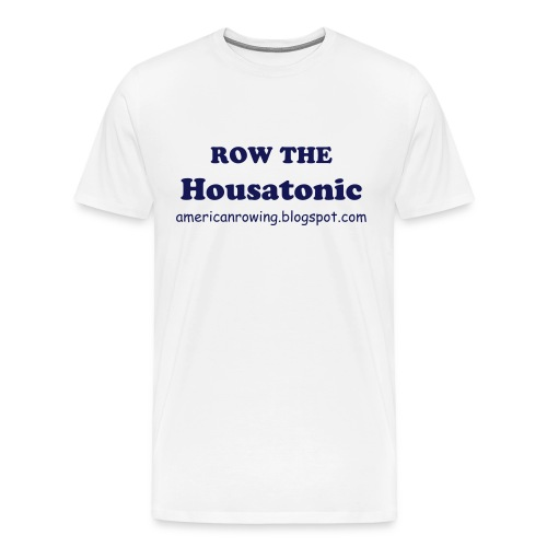 Row the Hous T.  - Men's Premium T-Shirt