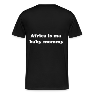 BLACK BEAUTY - Men's Premium T-Shirt