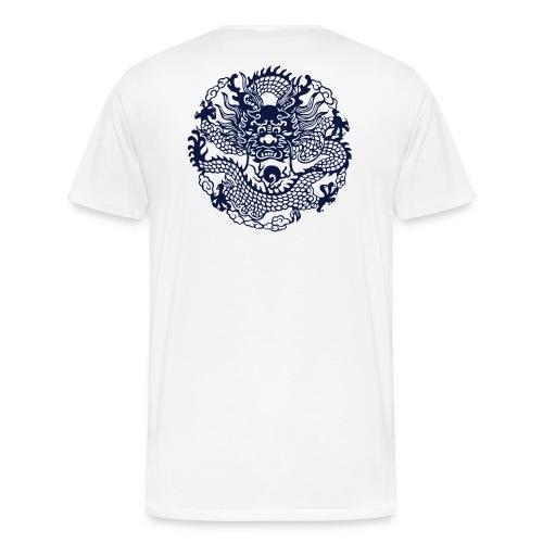 dragon's club - Men's Premium T-Shirt
