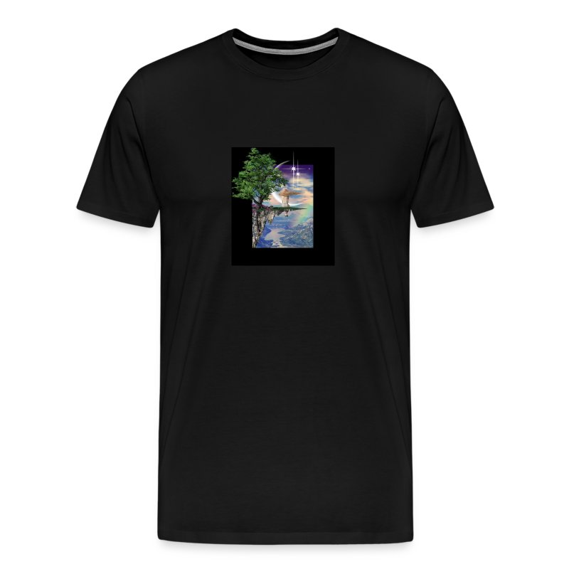 High Above - Men's Premium T-Shirt