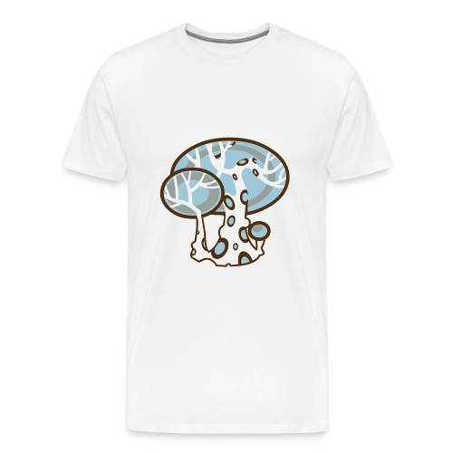 Shrooms T-Shirt - Men's Premium T-Shirt