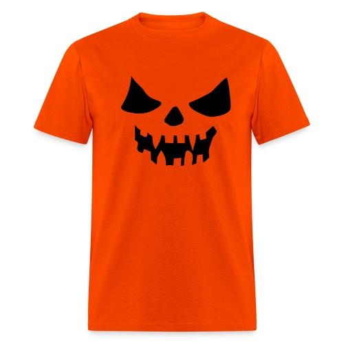 Evil Jack-o-Lantern Tee - Men's T-Shirt