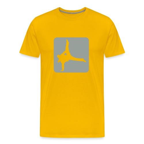 Brakin - Men's Premium T-Shirt
