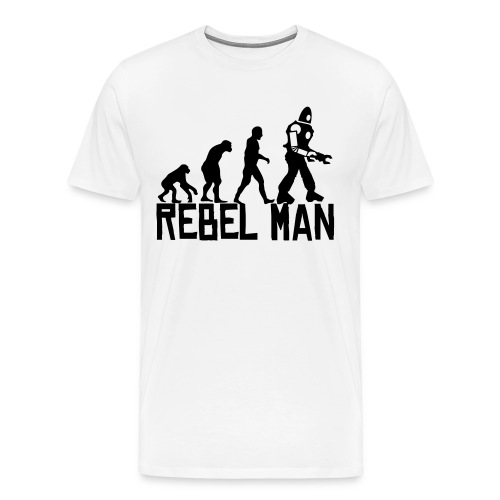 Rebel Man - Men's Premium T-Shirt