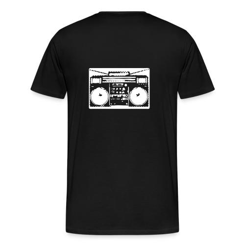black luchi - Men's Premium T-Shirt