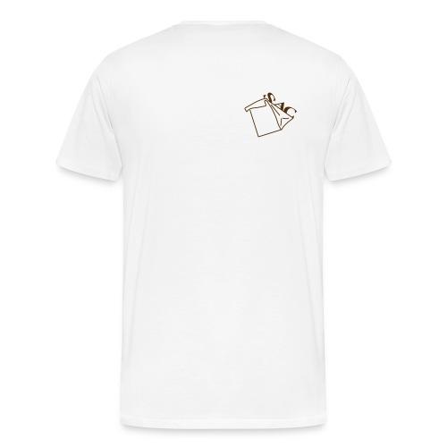 Thinkin' - Men's Premium T-Shirt